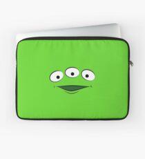 Toy Story Alien - Smile Laptop Sleeve
