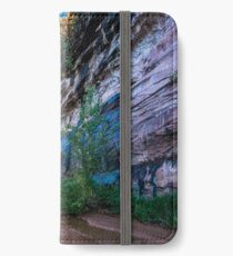 Coyote Gulch Sunrise - Utah iPhone Wallet/Case/Skin