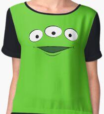 Toy Story Alien - Smile Chiffon Top