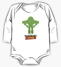 Buzz Lightyear: To Infinity & Beyond - Coloured Kids Clothes