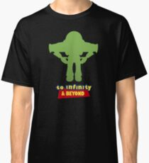 Buzz Lightyear: To Infinity & Beyond - Coloured Classic T-Shirt