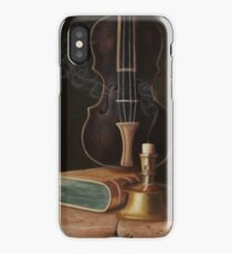 Music for life iPhone Case/Skin