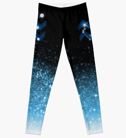 Aquarius - Blue Leggings