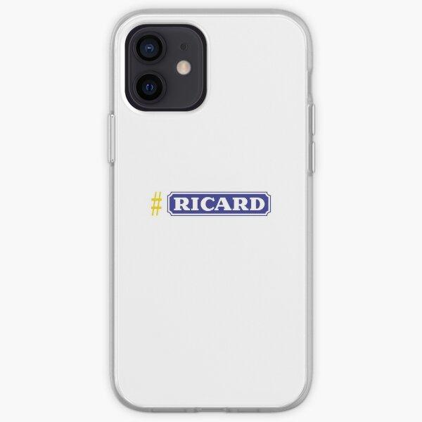 # Ricard, le vrai pastis de Marseille Coque souple iPhone