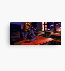 After School Marik Canvas Print