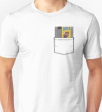 Mario 3 - NES Pocket Series T-Shirt
