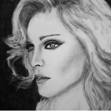 madonna by atouchofcanvas