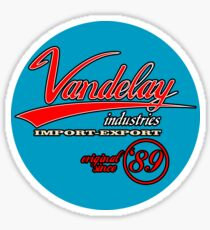 Vandelay Industries V2 Sticker