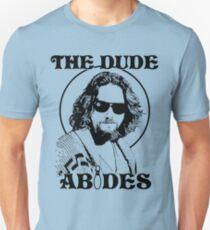 The Dude Abides - The Big Lebowski Unisex T-Shirt