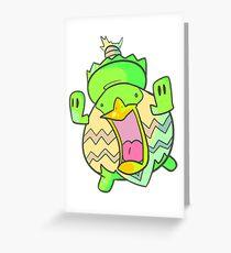 Ludicololol Greeting Card