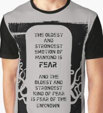 Lovecraft Graphic T-Shirt