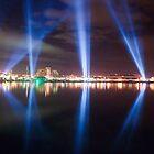 DARK MOFO - Articulated Intersect lightshow by Odille Esmonde-Morgan