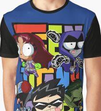 Teen Titans Gir! Graphic T-Shirt