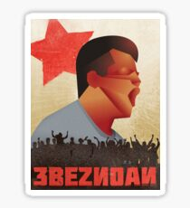 Vintage poster - Communism Sticker