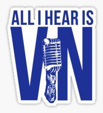 Vin Scully  Sticker
