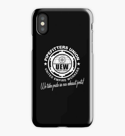 United Empire Workers Union iPhone Case