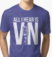 Vin Scully  Tri-blend T-Shirt