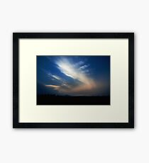 NEPHELAE - NYMPHS OF THE CLOUDS Framed Print