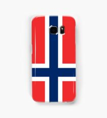 Norway Samsung Galaxy Case/Skin