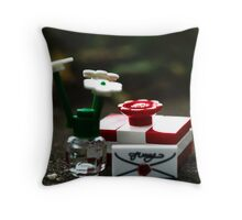 Presents Throw Pillow