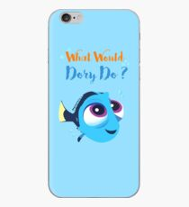 Was würde Baby Dory tun? iPhone-Hülle & Cover