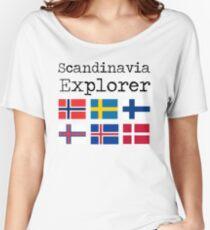 Scandinavia Explorer Women's Relaxed Fit T-Shirt