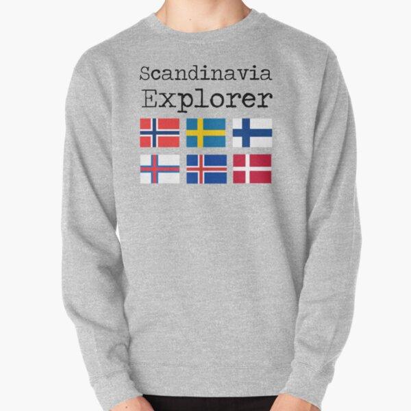 Scandinavia Explorer Sweatshirt épais
