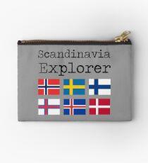 Skandinavien Explorer Täschchen