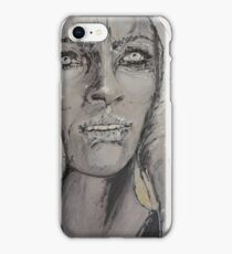 uma thurman iPhone Case/Skin