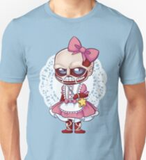 Kawaii On Titan Unisex T-Shirt
