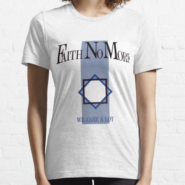 faith no more - we care a lot Essential T-Shirt