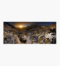 Cradle Mountain Dawning Photographic Print