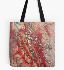 Candy Floss Princess Tote Bag