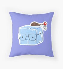 Mei Cube Throw Pillow