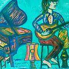 Jam Session by Naomi Downie