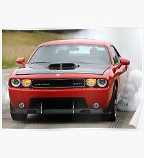 Dodge Challenger SRT8  Poster