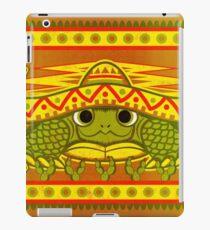 Sombrero Turtle! iPad Case/Skin