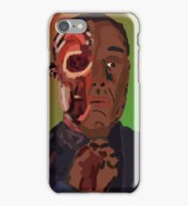 Gustavo Fring Ding ding iPhone Case/Skin