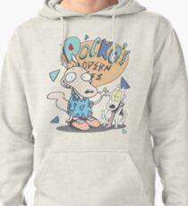 Rocko's Modern Life Pullover Hoodie