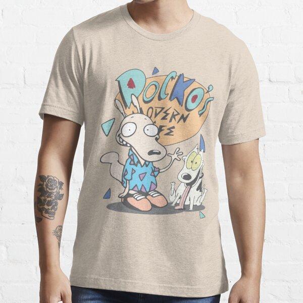 La vida moderna de Rocko Camiseta esencial