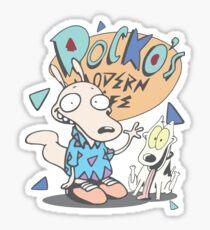 Rocko's Modern Life Sticker