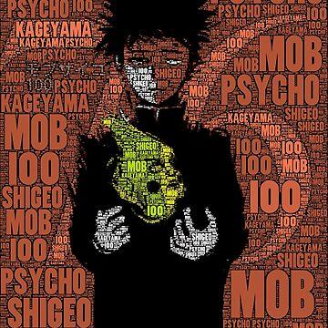 Kageyama Shigeo - Mob Psycho 100 by QShiro