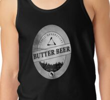 BUTTERBEER - Hogsmede Brew White Label  Tank Top
