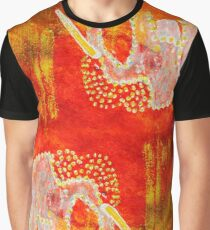 Red Elephant Graphic T-Shirt