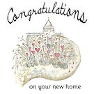 House Warming - Congratulations by Michelle Walker