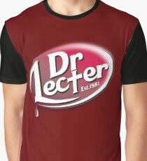 Dr. Lecter Graphic T-Shirt