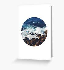 Wild Island Greeting Card