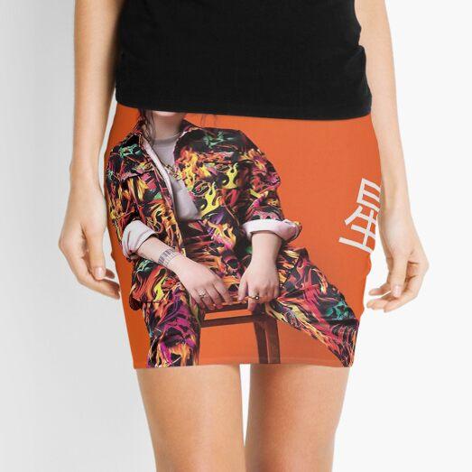 HOSHI French Artist - Hoshi France Mini Skirt