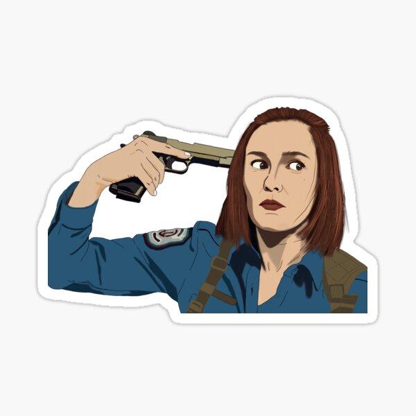Nicole Haught as Maeve Sticker