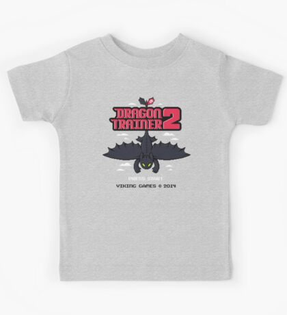 DRAGON TRAINER 2 Kids Clothes
